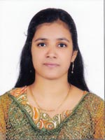 Congratulations Ms. Serene T C, the First Rank Holder of Calicut University